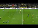 Боруссия Дортмунд - Шальке 04. 2 тайм. | Borussia D. - Schalke 04. - 08.11.2015