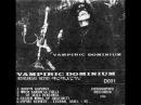 Vampiric Dominium Frozen Winds of Obscurity 1996 Underground Raw Black Metal Puerto Rico