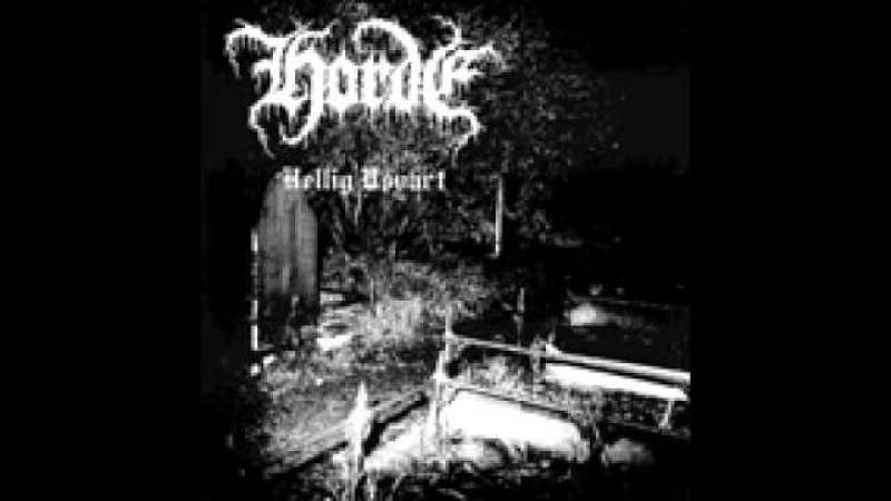 Horde - Hellig Usvart (Full Album)