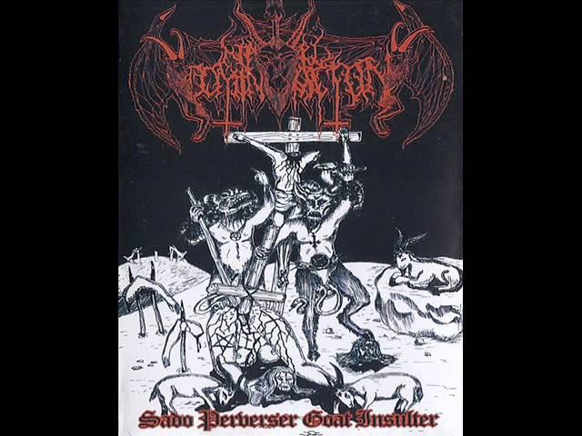Nihil Domination - Sado Perverser Goat Insulter (Full Album)
