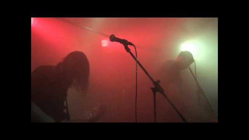 The Witch Will Die Tomorrow Amontillado Live @ Тёмные Танцы