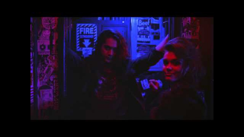 NYLON x DKNY JEANS: A DOWNTOWN MINUTE WITH HOLLAND RODEN AVAN JOGIA