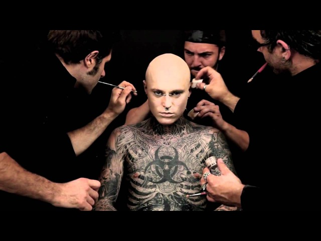 L'Oreal e lo Zombie Boy. Go Beyond the Cover and the Backstage