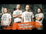 Гродень - Плечом к Плечу (Garlic Kings cover @ Folk Summer Fest 2014)