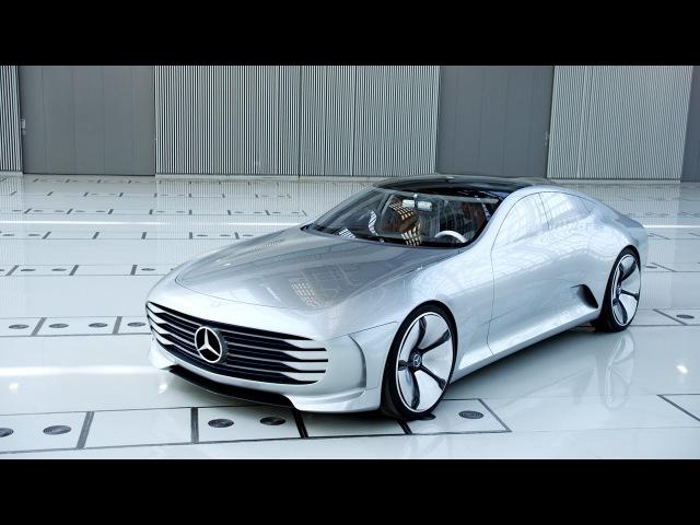 "Intelligent Aerodynamic Automobile – the ""Concept IAA"" – Mercedes-Benz original"