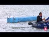 В Минске прошли соревнования спасателей-водолазов