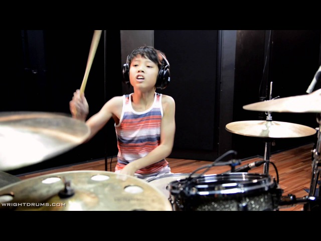 Joh Kotoda - Animals as Leaders - Tooth and Claw - Drum Cover