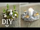 Osterdeko basteln DIY Hübsche Osterkränze mit Eierschalen selber machen Deko Kitchen