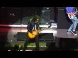 VIVA HYSTERIA - 2013 Vivian Campbell Guitar Solo Las Vegas with Def Leppard