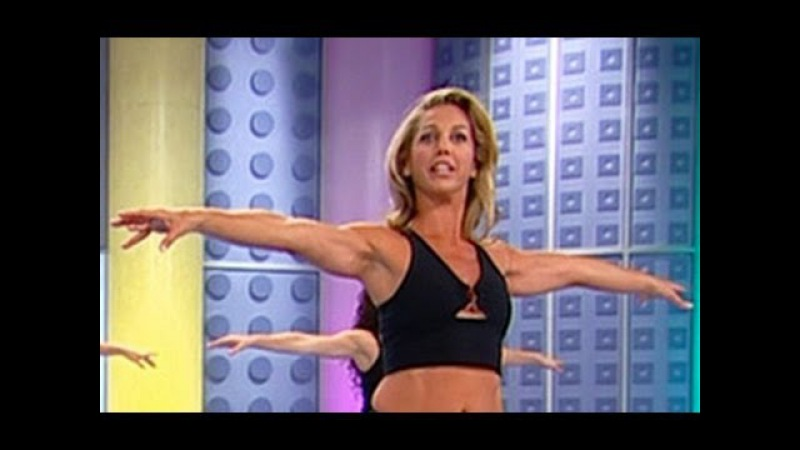 Denise Austin Ballet Dance Workout