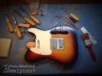 ремонт гитар Калининград