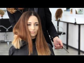 Супер объем у корней. Шикарные локоны. Укладка волос за 5 минут - Turn to Voluminous Hair (1)