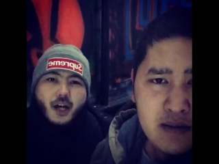 MC ALI | OKR TEAM | 1 жыл