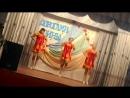 Русский народный танец)))
