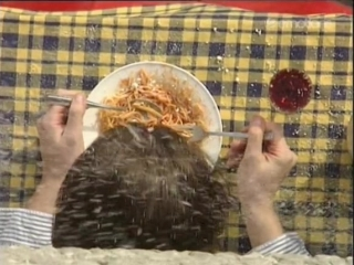 Spagetti mit Bolognese