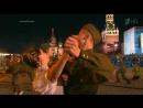Концерт к дню Победы 9 мая, Красная площадь 2015 год, салют