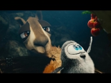 Красивый мультфильм про ламу и пингвина