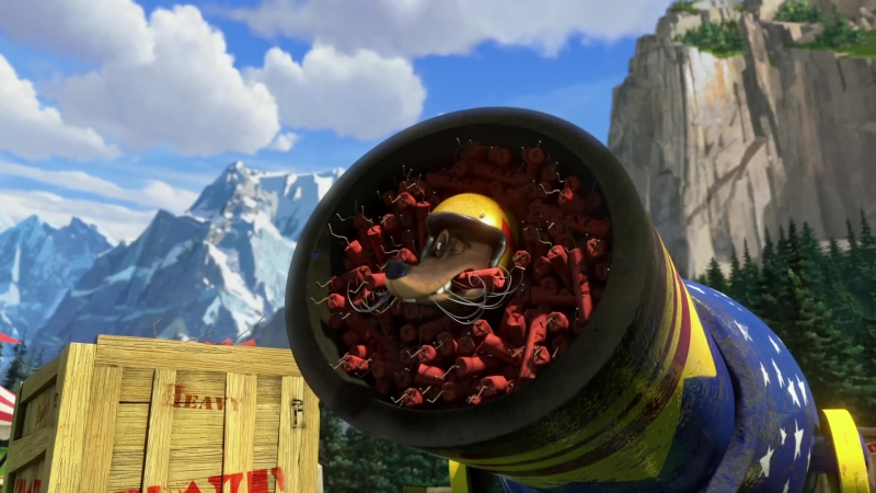 Мадагаскар 3/Madagascar 3: Europe's Most Wanted (2012) Фрагмент №3
