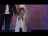 Семья Жуковых -- Не забуду я тебя никогда (Live @ Arena Moscow, 2013)