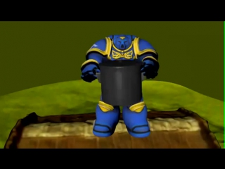 Warhammer - О великий суп наварили
