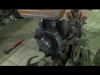 Мотокультиватор Крот с двигателем б.п. Дружба 4 Электрон_(1280x720)