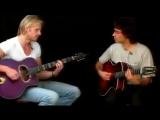 Gypsy Jazz Duets - Gypsy Bossa Performance - Frank Vignola  Andreas Oberg