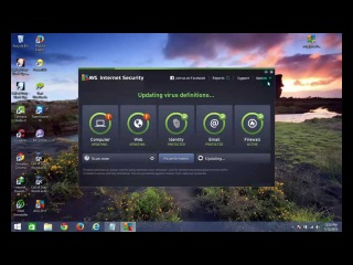 Avg internet Security 2015 Activated until 2018