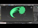 How to use Loft in 3Ds Max