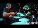 Барабанщики мира Дейв Векл Montreal Drumfest 2012