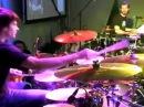 Benny Greb Johnny Rabb @ Meinl Drum Festival 2008 Part 2