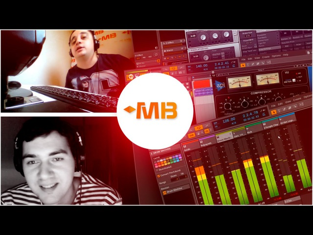 Ближе к BITWIG STUDIO [Mr.Frenkie]