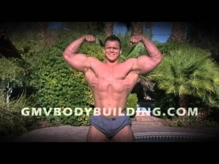 MEN OF MUSCLE # 10 -- Frank McGrath & Future Stars from GMV BODYBUILDING