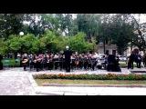 Праздничные концерты 14 - 15 сентября 2013 года в Пензе сквер им. Д. Давыдова