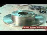 OPEL ZAFIRA A &amp B  Замена тормозных колодок и дисков. How to Replace Disc Brakes.