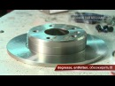 OPEL ZAFIRA A B Замена тормозных колодок и дисков How to Replace Disc Brakes