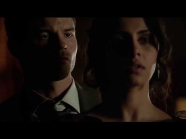 The Originals 2x15 Gia and Elijah Kiss!! Hot [HD]