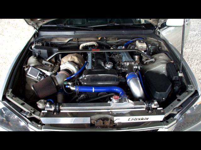 Lexus IS200 2JZ-GTE: серая мышка?