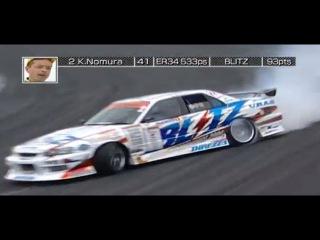 2006 D1GP FINAL Round(Rd 8) Irwindale
