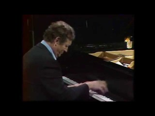 GYORGY CZIFFRA PERFORMS CHOPIN - LISZT CHANT POLONAISE 'A MAIDENS WISH' 'LIVE'
