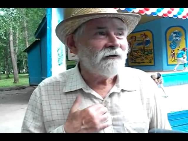Мудрый старец из Вологды