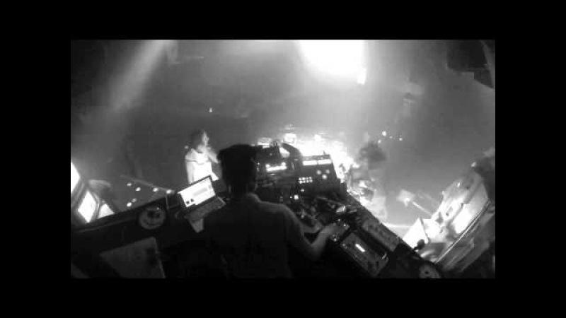 Dirty Basscore live @ lokschuppen simbach 11.04.2015