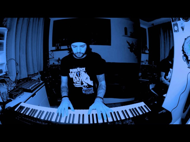 IN FLAMES- come clarity piano cover