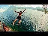 Экстрим! Экстримальные прыжки в воду! Очень красивый клип под классную музыку.