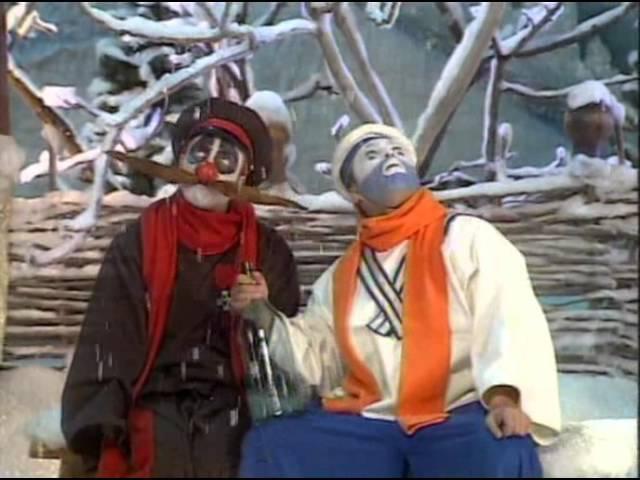 Новогодняя Деревня дураков Беличья шуба