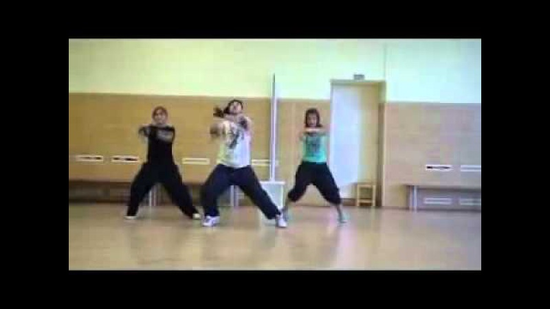 Танцы в стиле хип хоп