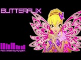 Winx Butterflix Guitar Instrumental Remix