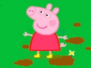 Игра Свинка Пеппа Прыжки по лужам БЕСПЛАТНО ОНЛАЙН !!! ДЕТСКИЕ СУПЕР ИГРЫ !!!  ЛЕТС ПЛЕЙ !!!