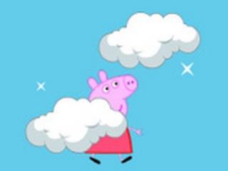 ИГРА Свинка Пеппа Прыжки по облакам! СУПЕР ИГРЫ ДЛЯ ДЕТЕЙ! ЛУЧШИЕ РАЗВИВАЮЩИЕ ИГРЫ!