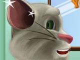 Игра Лечение ушей кота Тома! КОТ ТОМ В БОЛЬНИЦЕ! ГОВОРЯЩИЕ ИГРЫ! МУЛЬТФИЛЬМ!