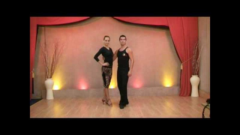 Oliver Pineda Vali Damaskou Latin Motion Dance Academy